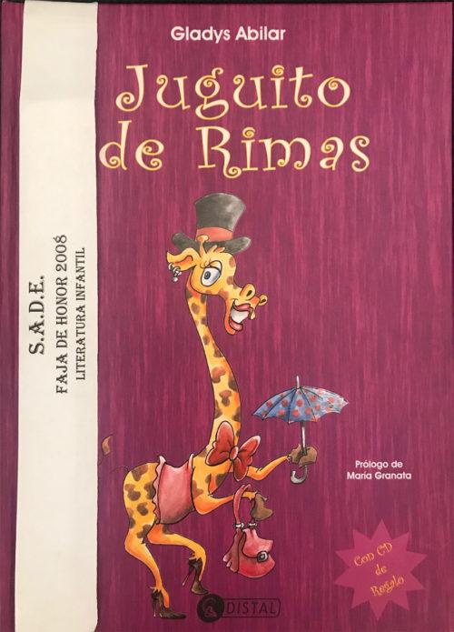 Juguito de Rimas. Poesía infantil